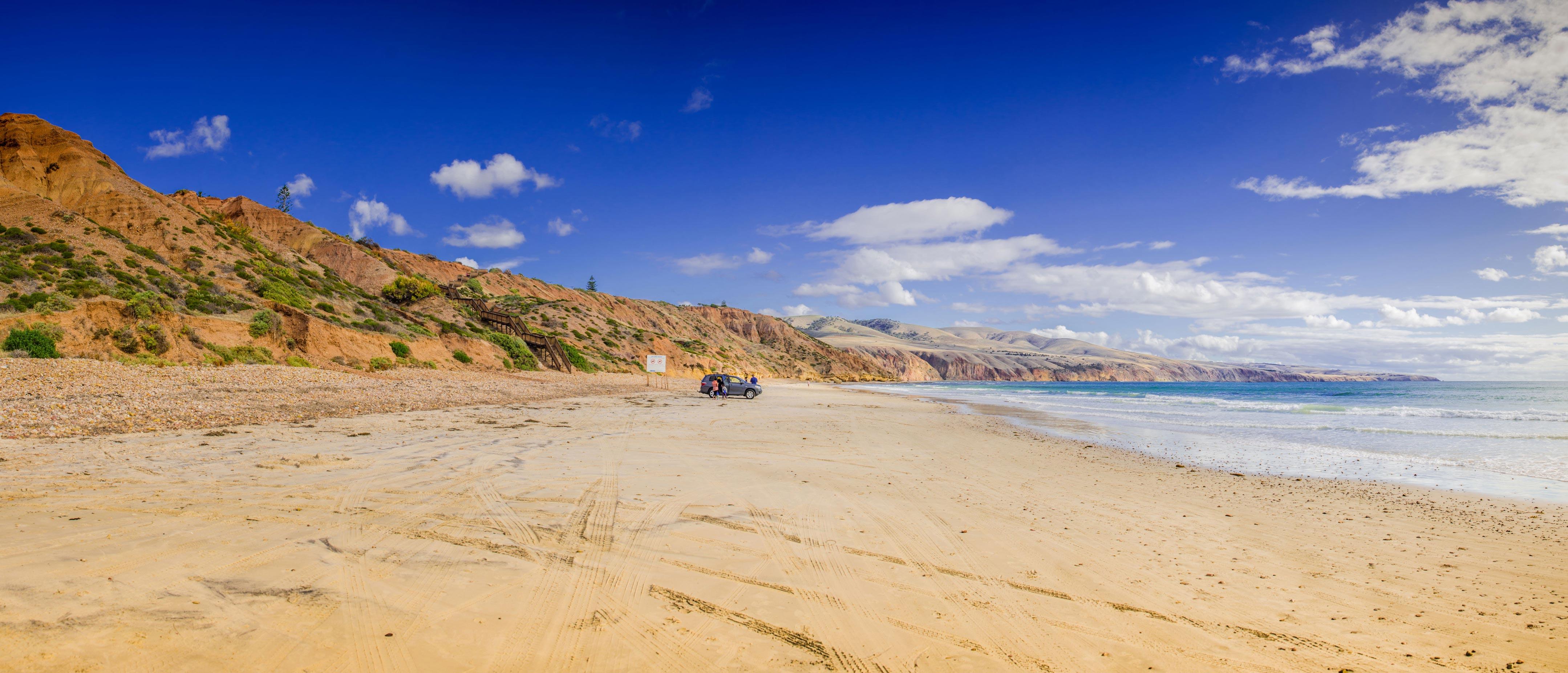 Paesaggi-Australia - DSC 4289  - South Australia, Sellicks Beach - South Australia, Sellicks Beach