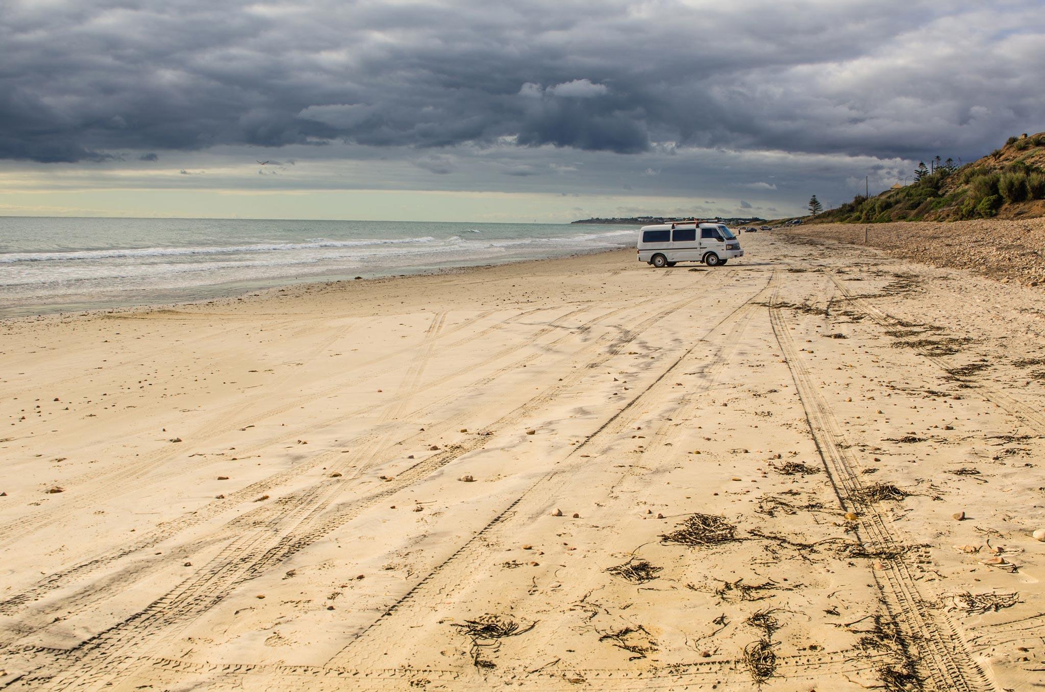 Paesaggi-Australia - DSC 4296 - South Australia, Sellicks Beach - South Australia, Sellicks Beach