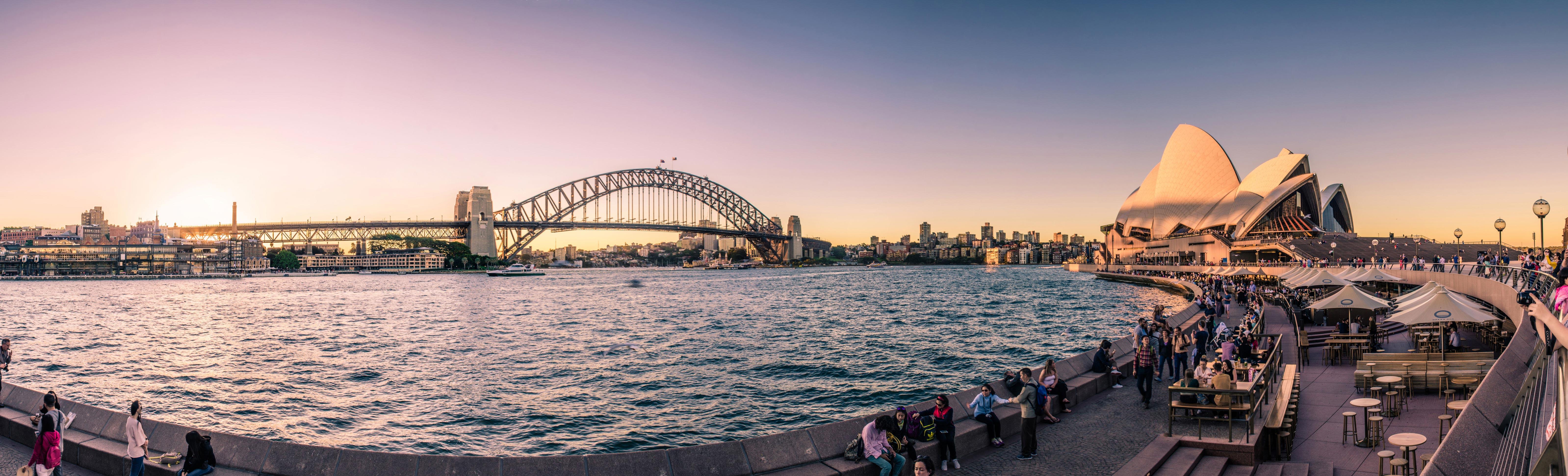 Paesaggi-Australia - DSC 7617  - Sydney-Opera-House_Harbour-Bridge-Australia - Sydney-Opera-House_Harbour-Bridge-Australia