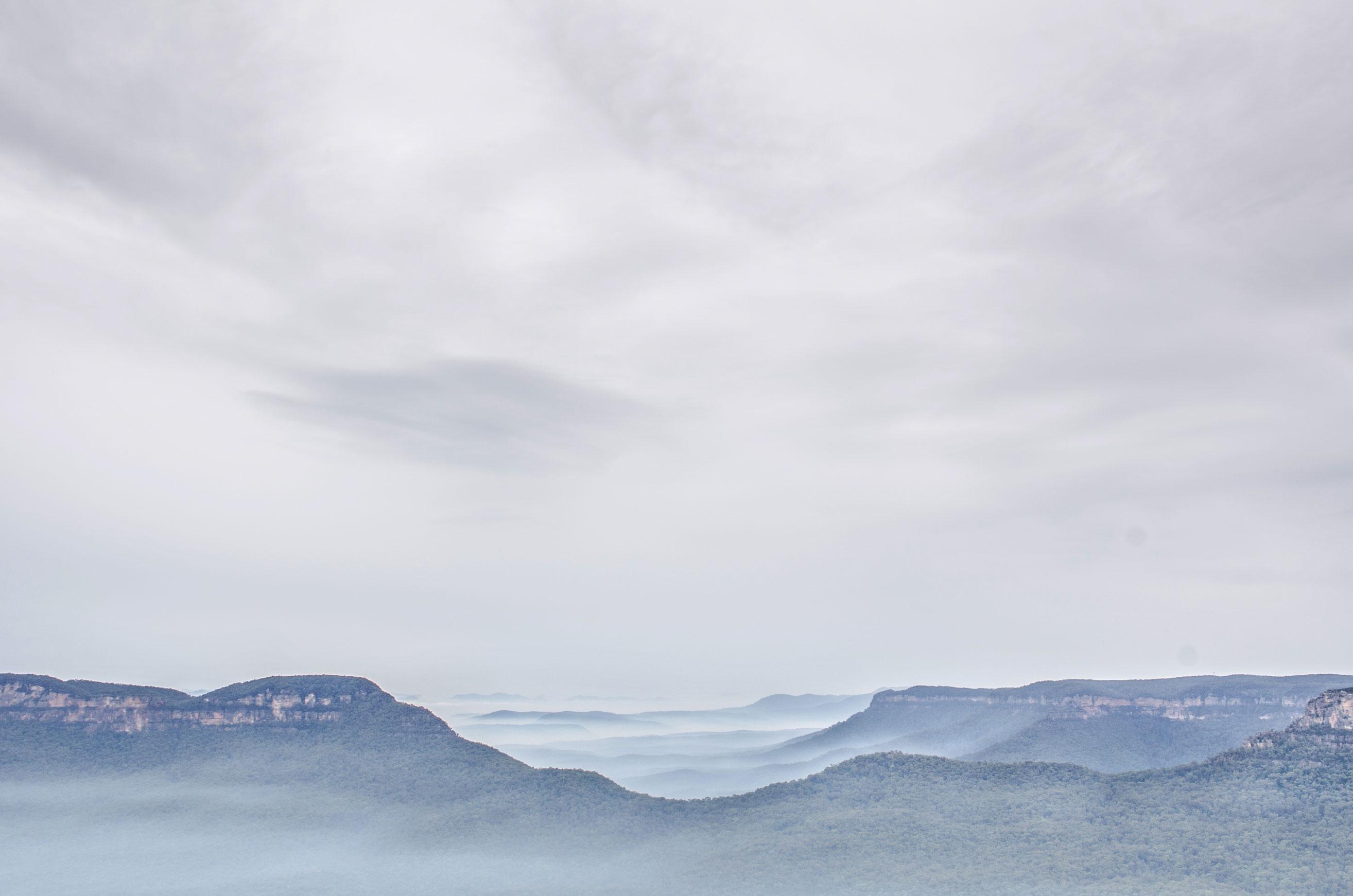 Paesaggi-Australia - DSC 8045 - Blue-mountains-NSW-Australia - Blue-mountains-NSW-Australia