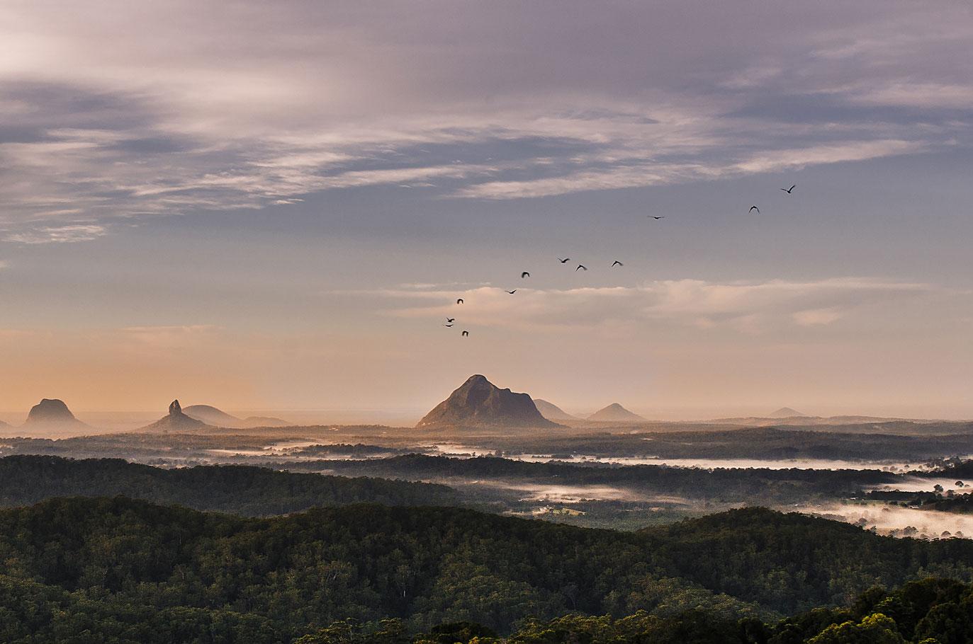 Paesaggi-Australia - DSC 8922 - Glass-house-mountains-Australia - Glass-house-mountains-Australia
