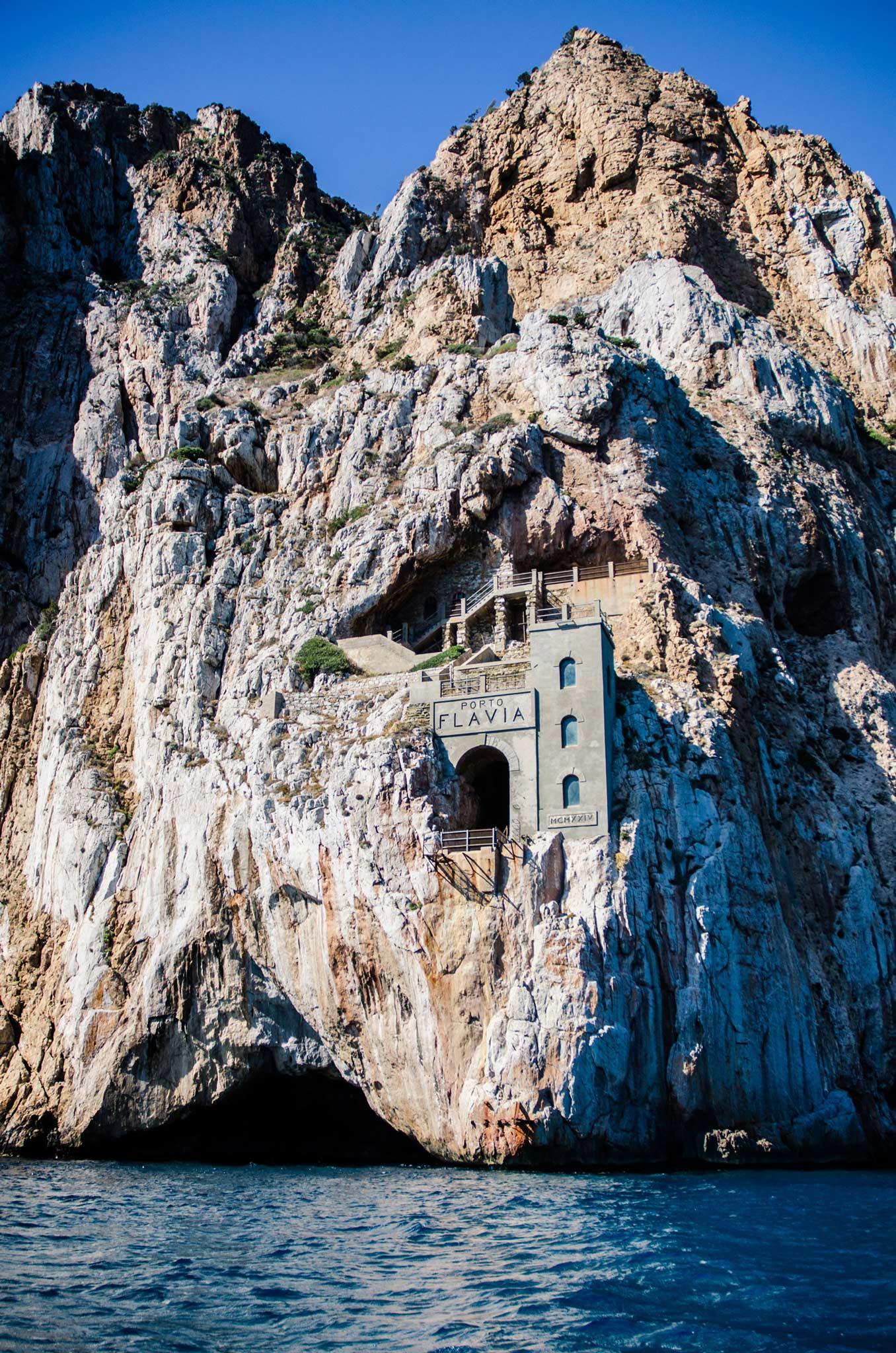 Paesaggi-Italia - DSC 9305 - Porto-Flavia-Sardegna - Porto-Flavia-Sardegna