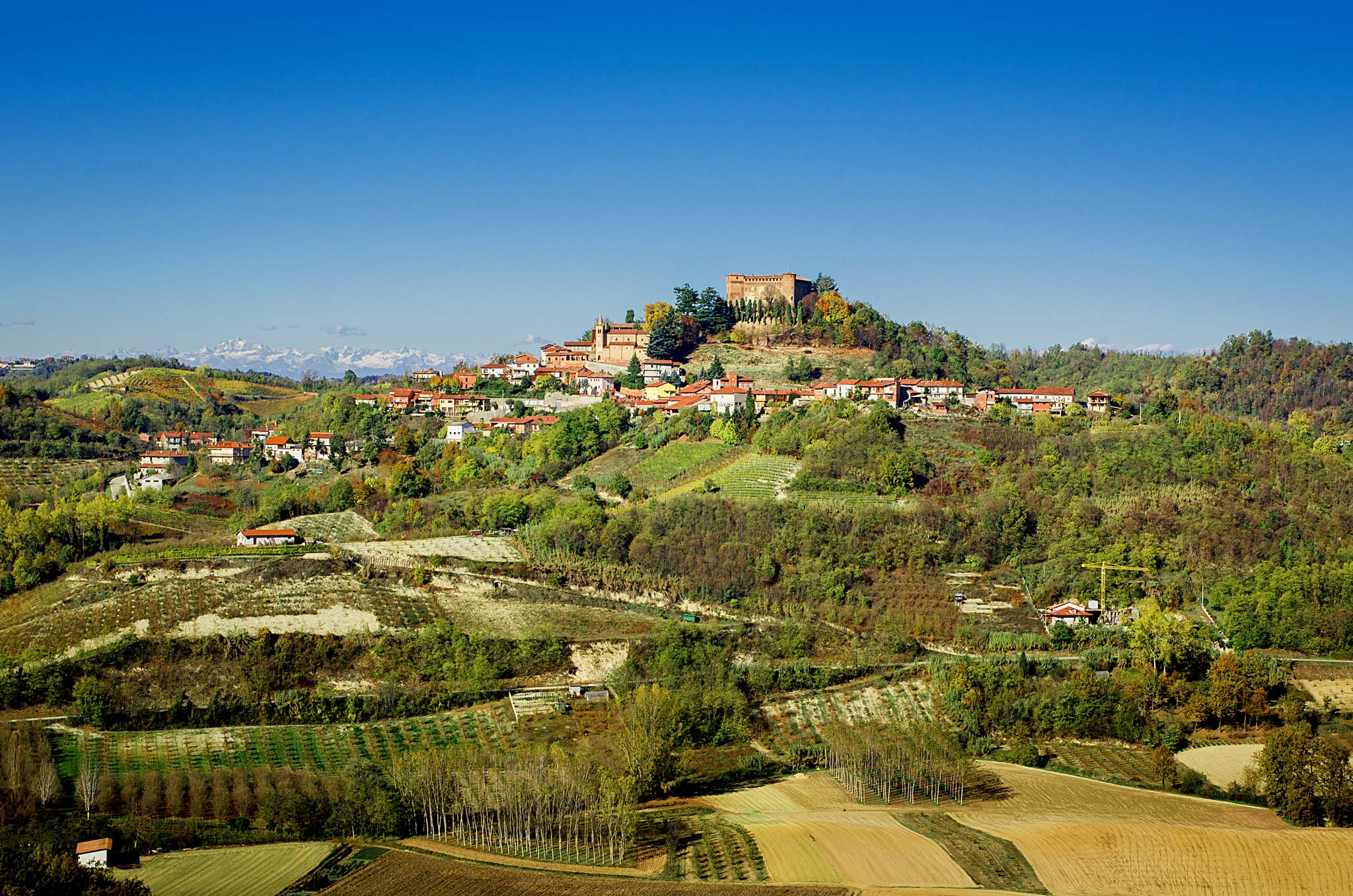 Paesaggi-Italia - Emanuele Tibaldi Fotografo Roero - Fotografo di paesaggi Roero monticello d'alba - Fotografo di paesaggi Roero monticello d'alba