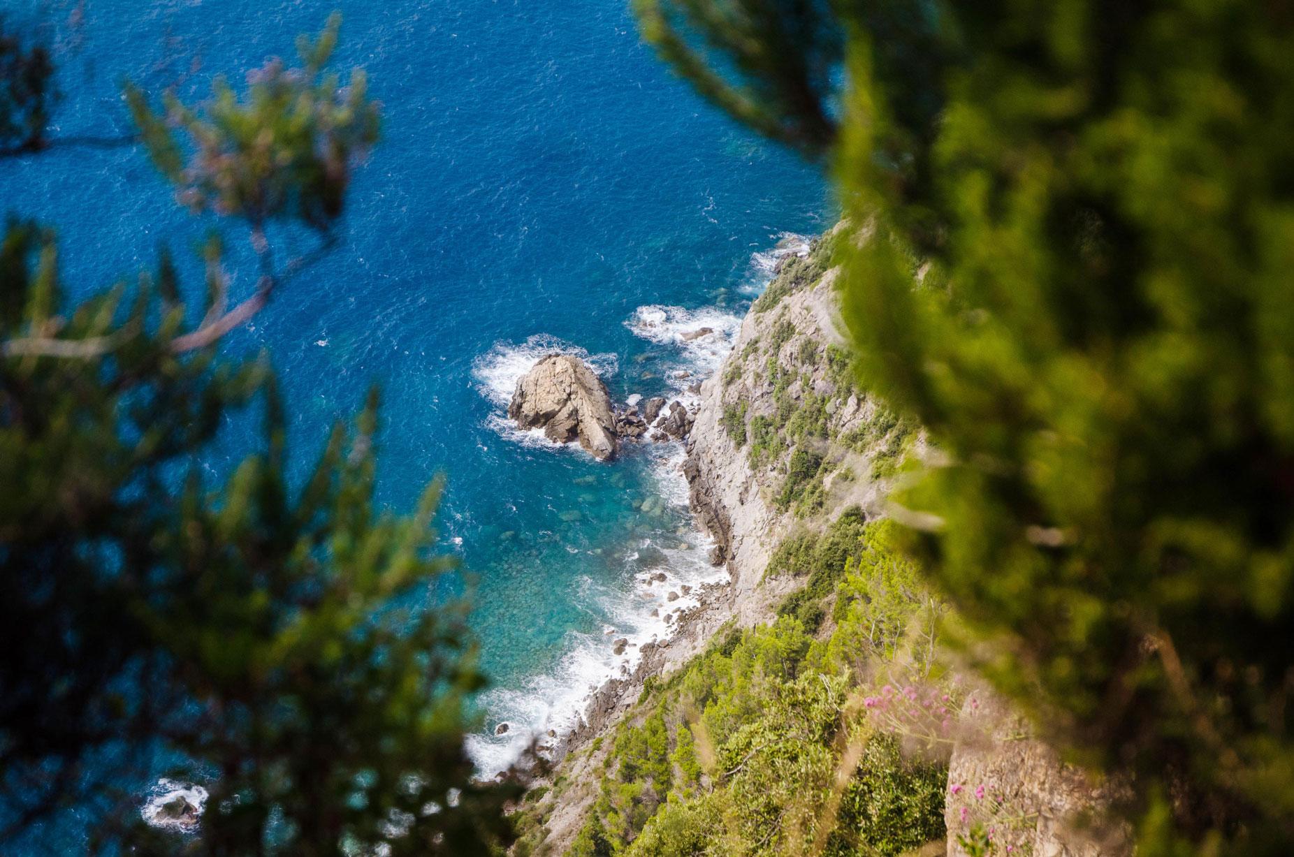 Paesaggi-Italia - Levanto Verso Monterosso Camminata Cinque Terre - Levanto-Verso-Monterosso-Camminata-Cinque-Terre -