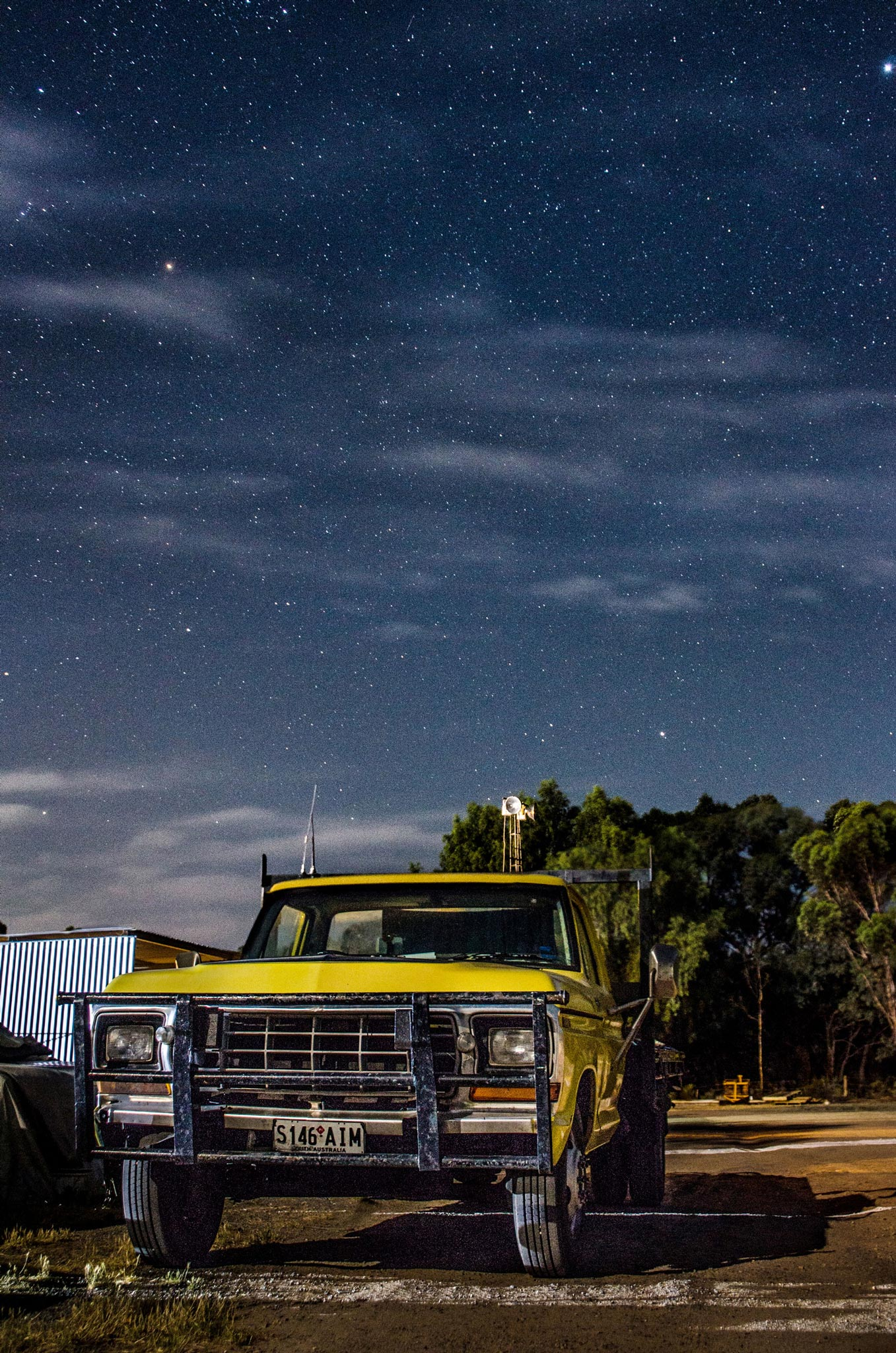 Paesaggi-Australia - Park Paringa - Fotografia-notturna-Australia - Fotografia-notturna-Australia