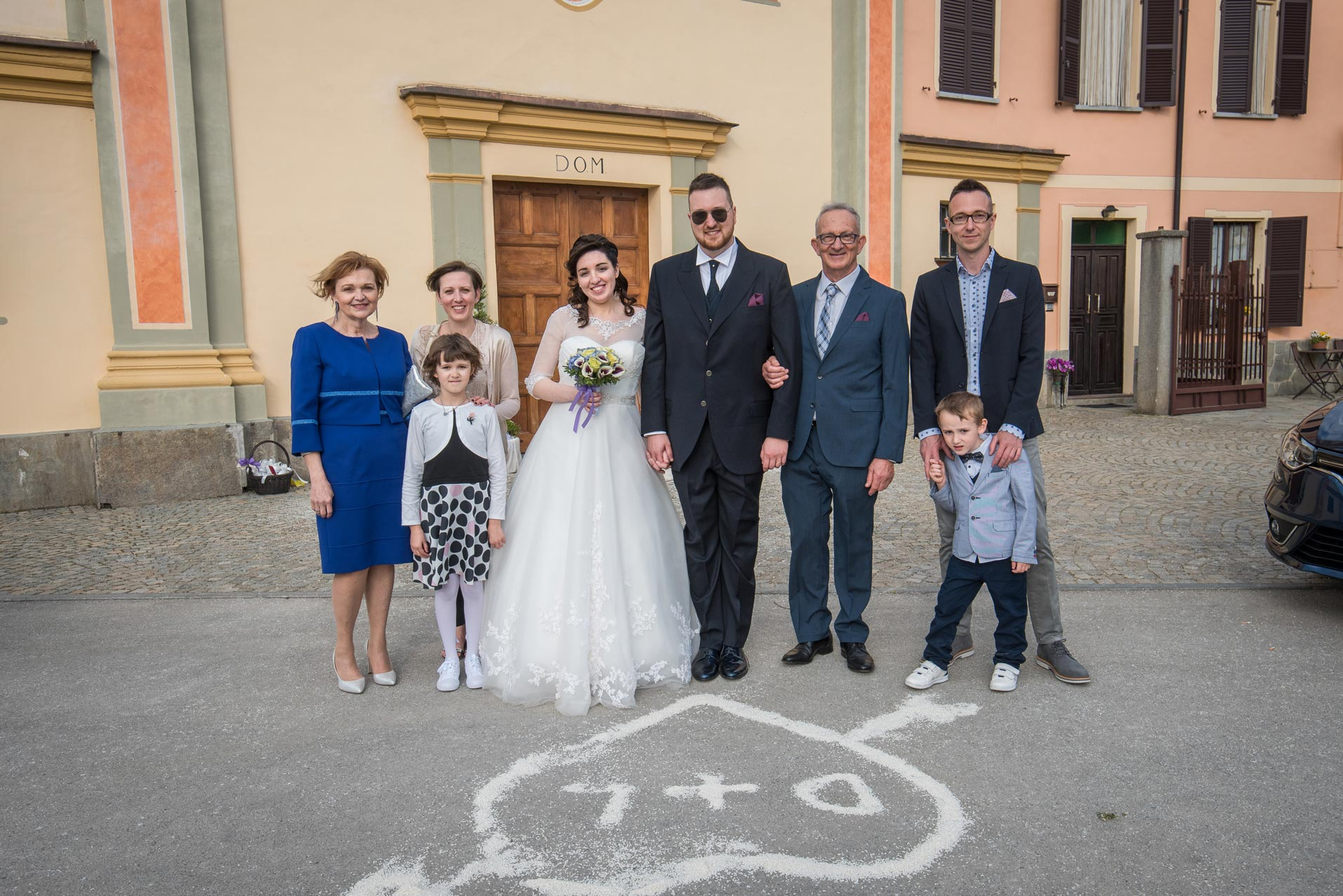 Matrimonio a Narzole Lorenza Diego - DSC 0639 - Fotografie matrimonio con parenti - Fotografie matrimonio con parenti