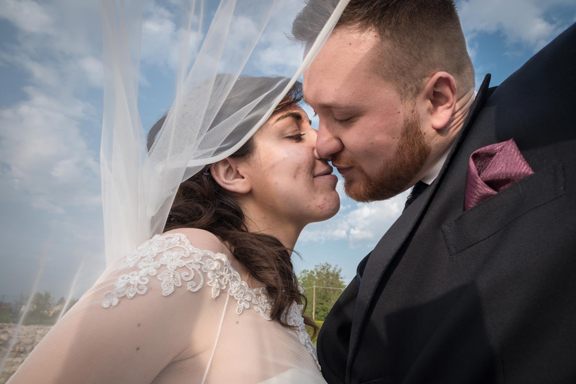 Matrimonio a Narzole Lorenza Diego - DSC 3219 - Fotografie matrimonio velo - Fotografie matrimonio velo