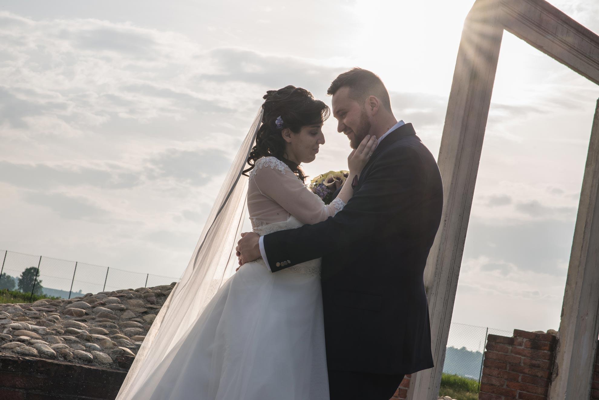 Matrimonio a Narzole Lorenza Diego - DSC 3227 - Fotografie matrimonio al tramonto - Fotografie matrimonio al tramonto