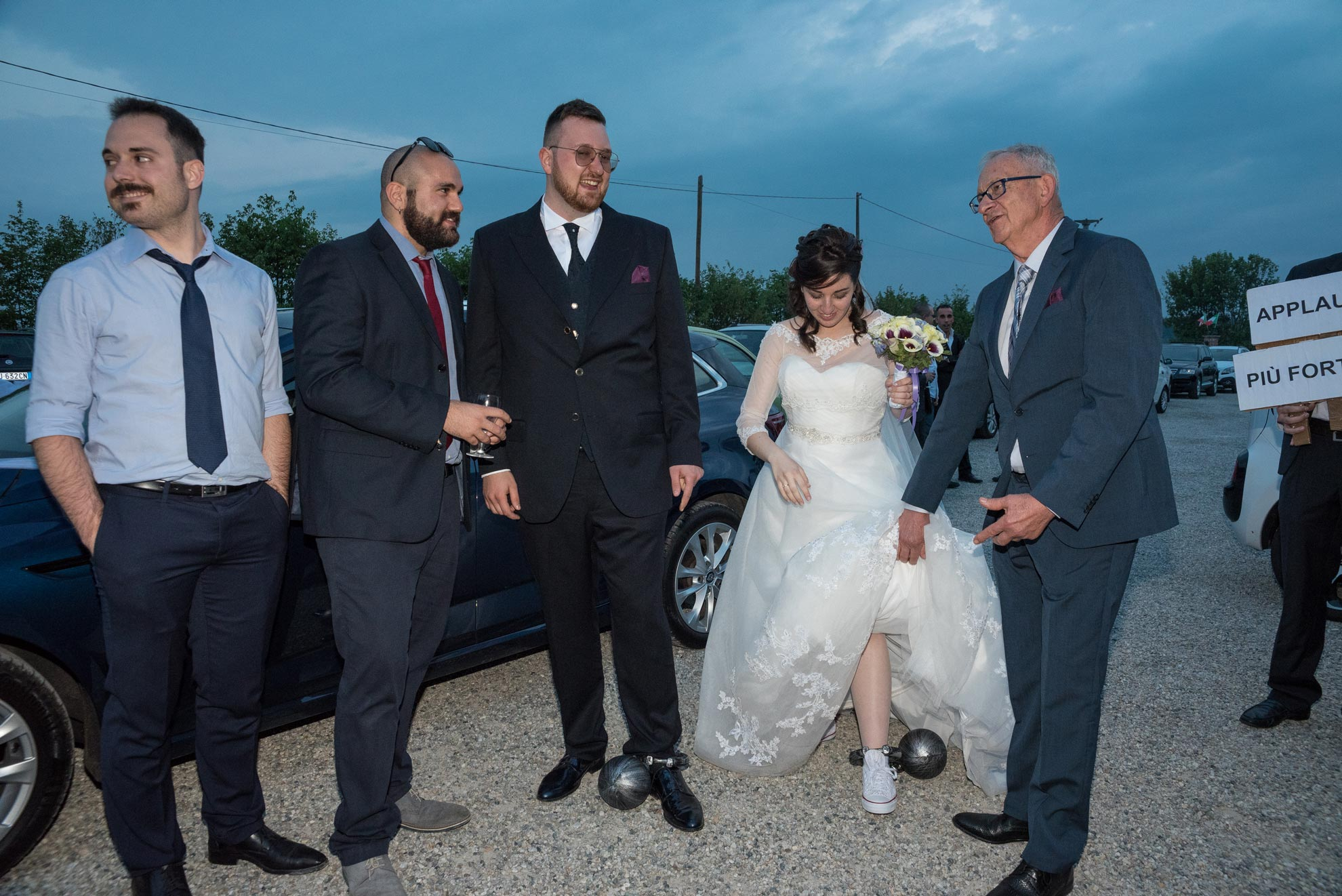 Matrimonio a Narzole Lorenza Diego - DSC 3408 - Fotografie matrimonio scherzi - Fotografie matrimonio scherzi