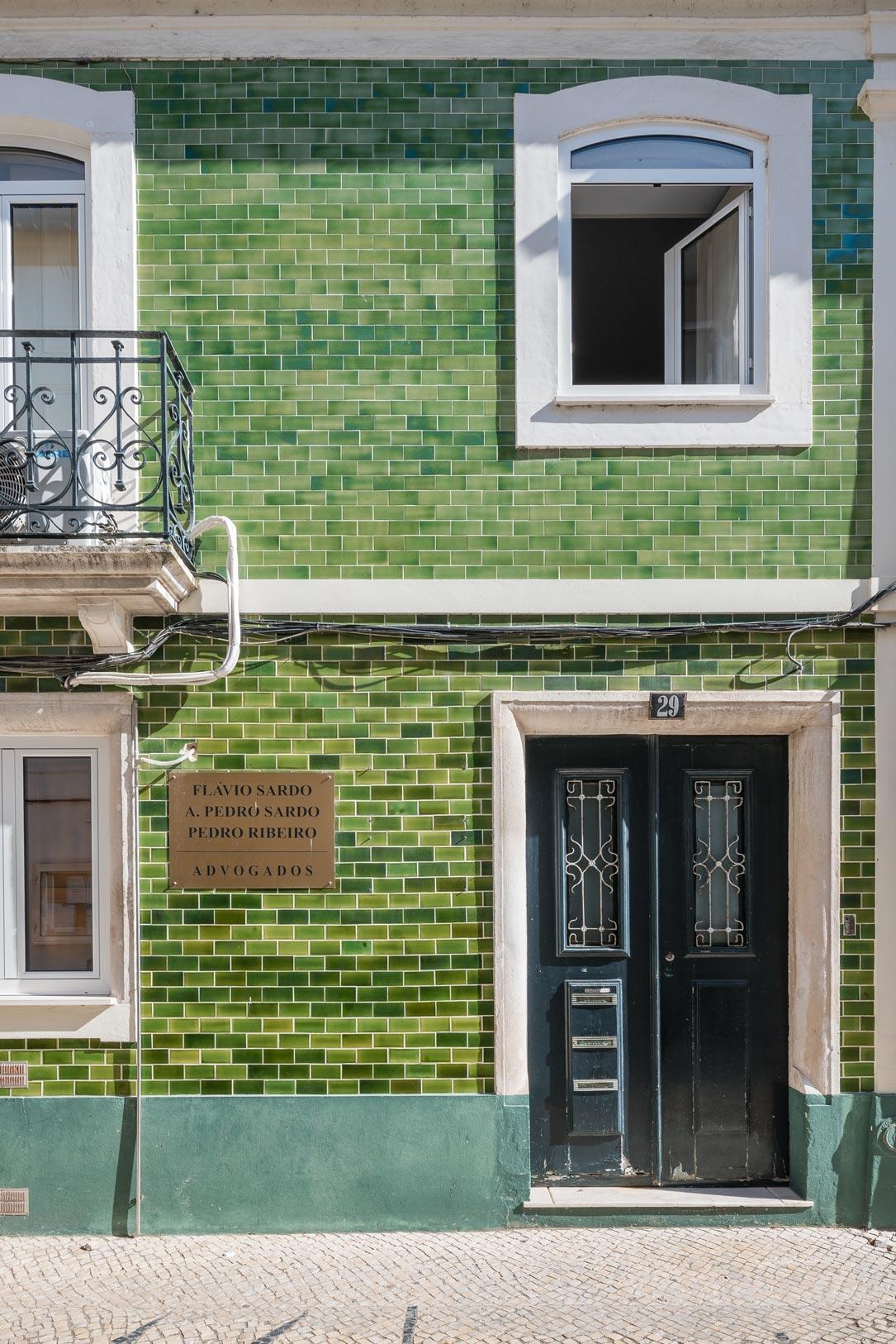 Paesaggi-Portogallo - DSC 2243 - Aveiro, casa piastrellata, Portogallo - Aveiro, casa piastrellata, Portogallo