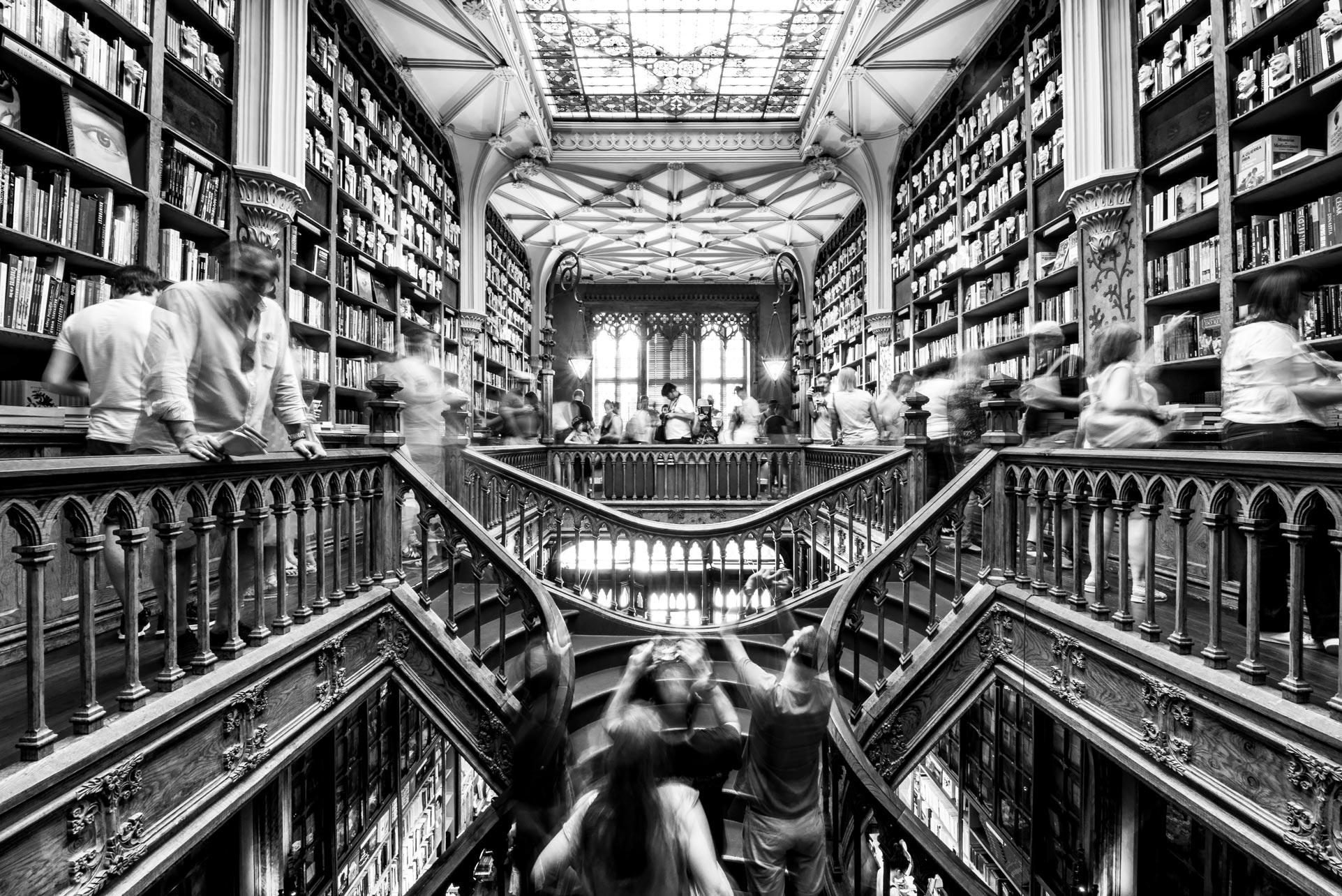 Paesaggi-Portogallo - DSC 2473 - Libreria Lello Porto - Libreria Lello Porto
